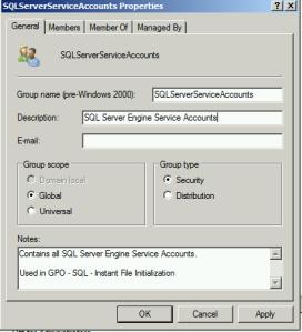 SQLServerEngineServiceAccounts