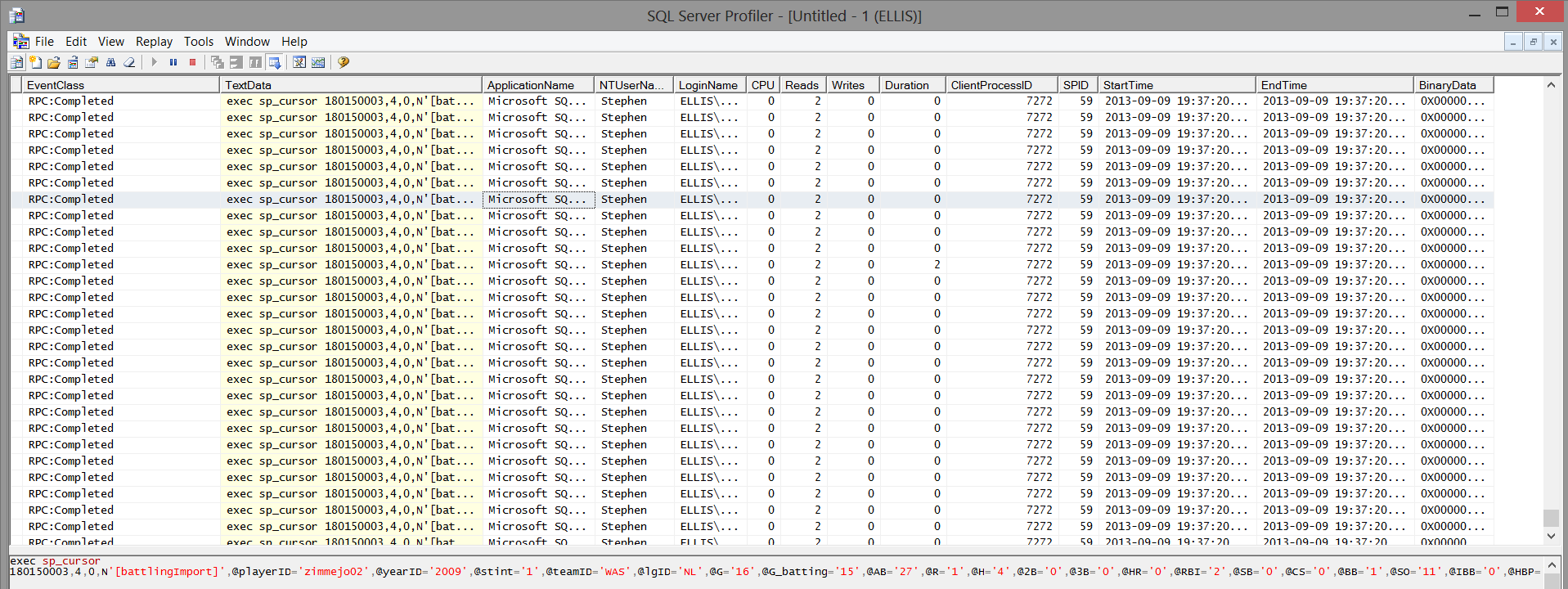 Ssis Fast Load